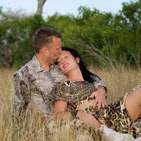 Idube Game Reserve Wedding